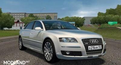 Audi A8 D3 6.0 Long [1.5.9]
